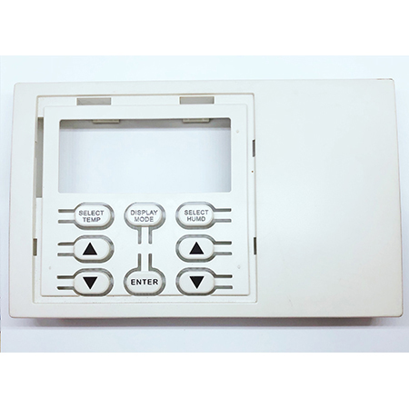 Plastic Control Panel - 5-1-2,GM-EOP